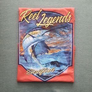 Reel Legends t-shirt